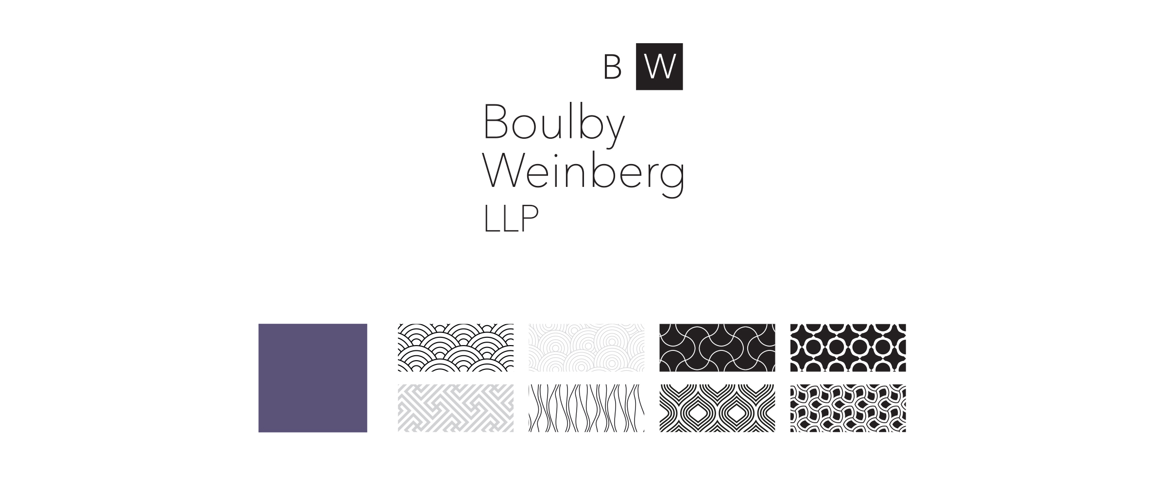 Logo, Colour, and Patterns