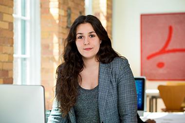 Lauren Boyce, Design Manager