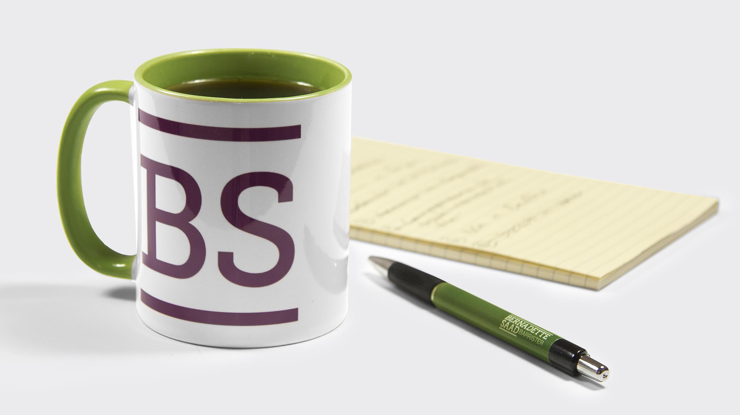 Mug and Pen
