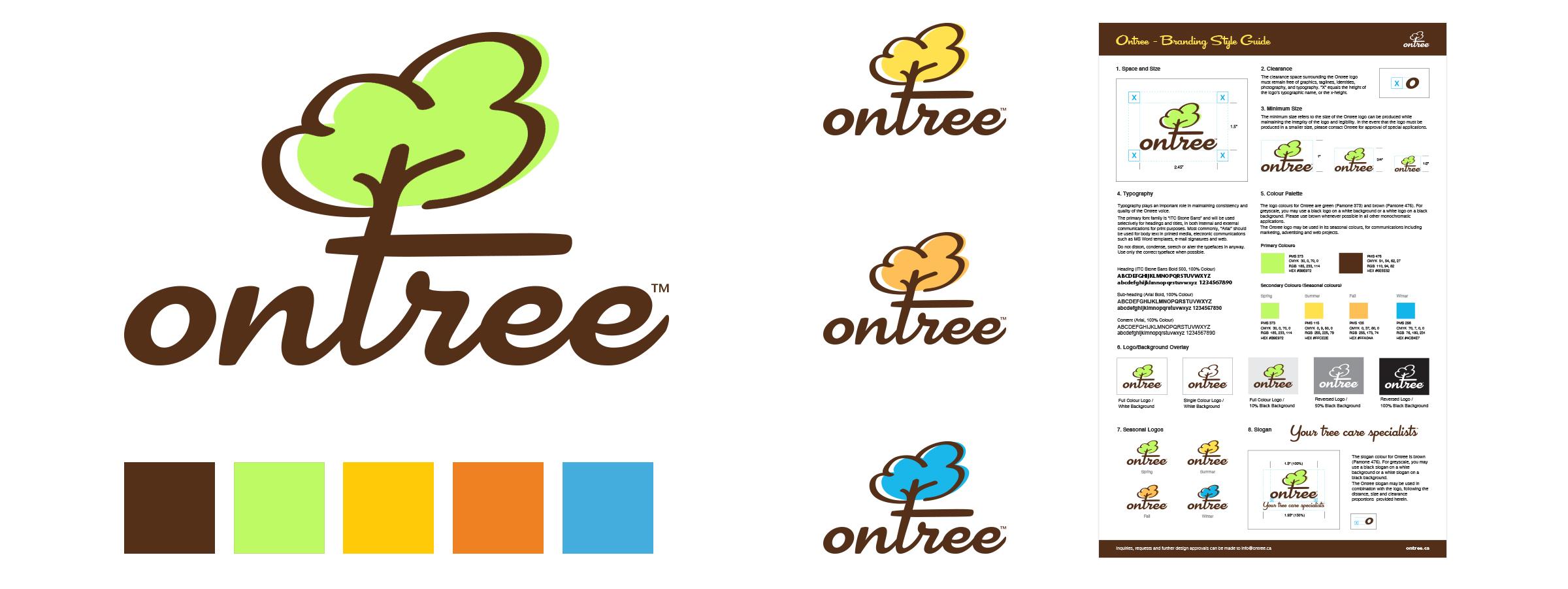 Logo, Graphics, Colours, Guide