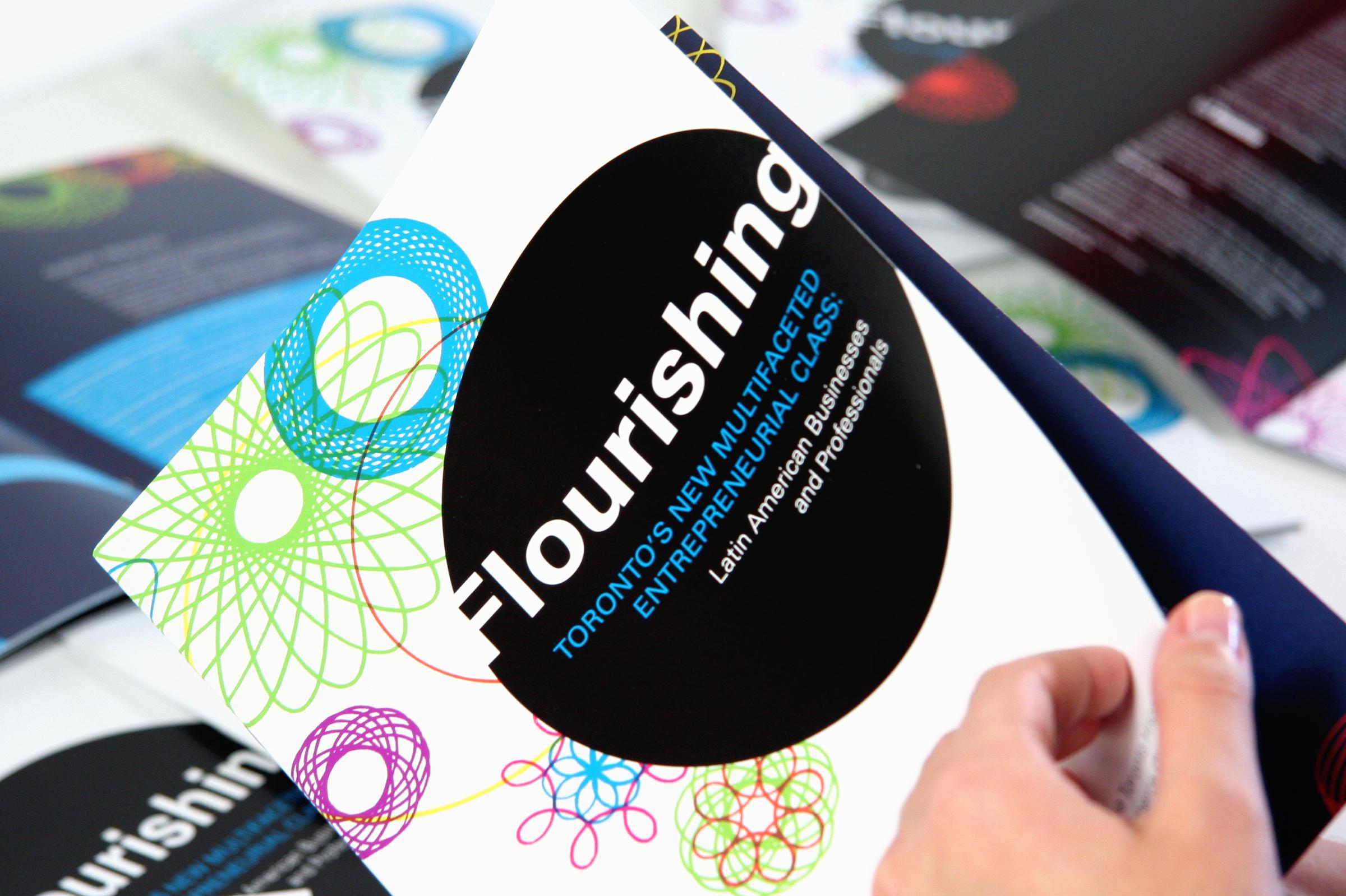 Flourishing Report Cover