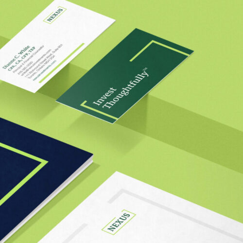 CASCO Refreshes Brand Identity of Investment Management Firm giving it a New Meaning